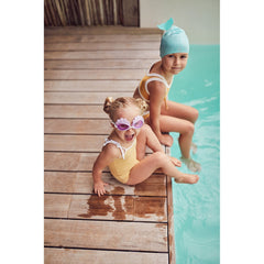 Sunnylife | Swimming Goggles 3-9 | Shell | Sunnykids