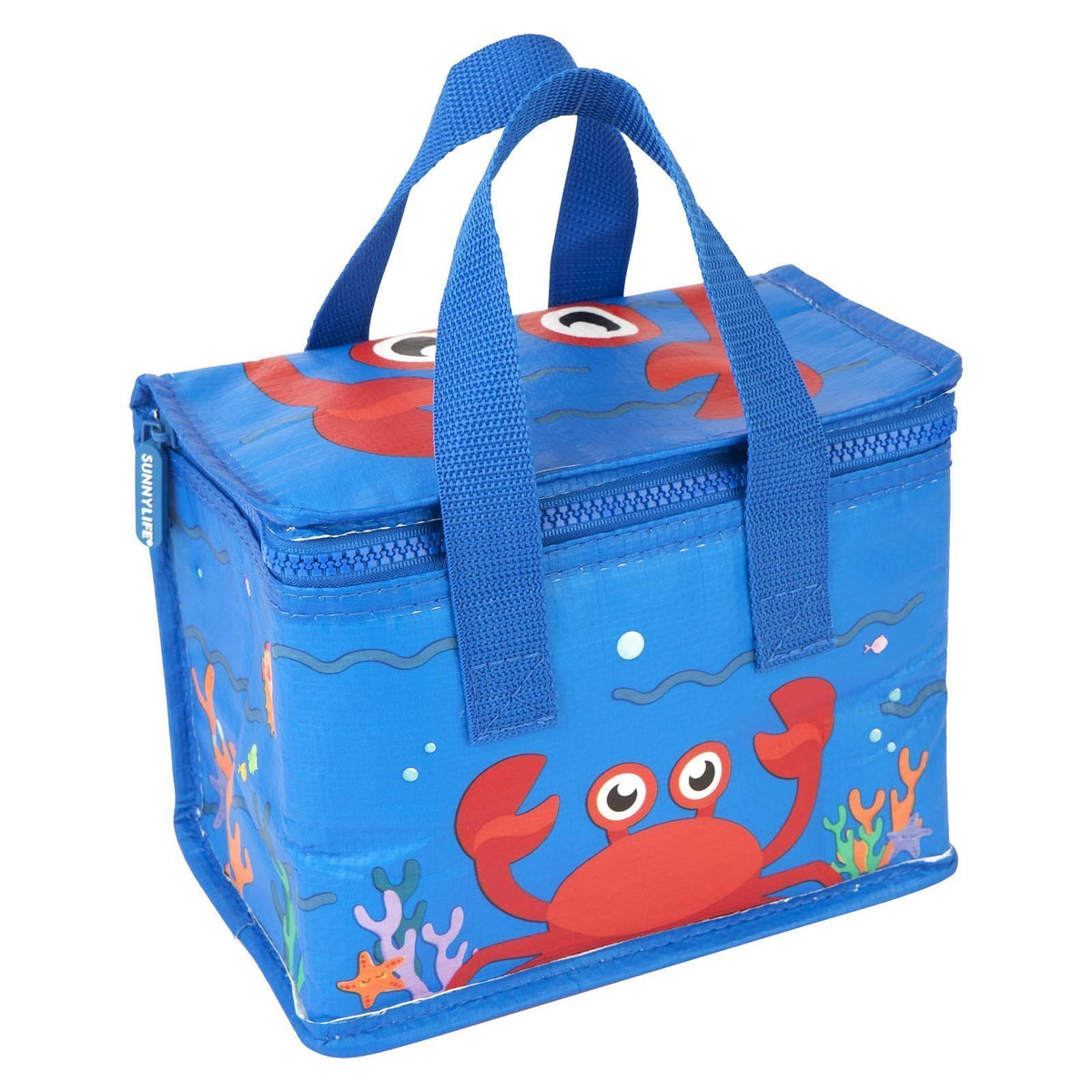 Sunnylife | Kids Lunch Tote | Crabby