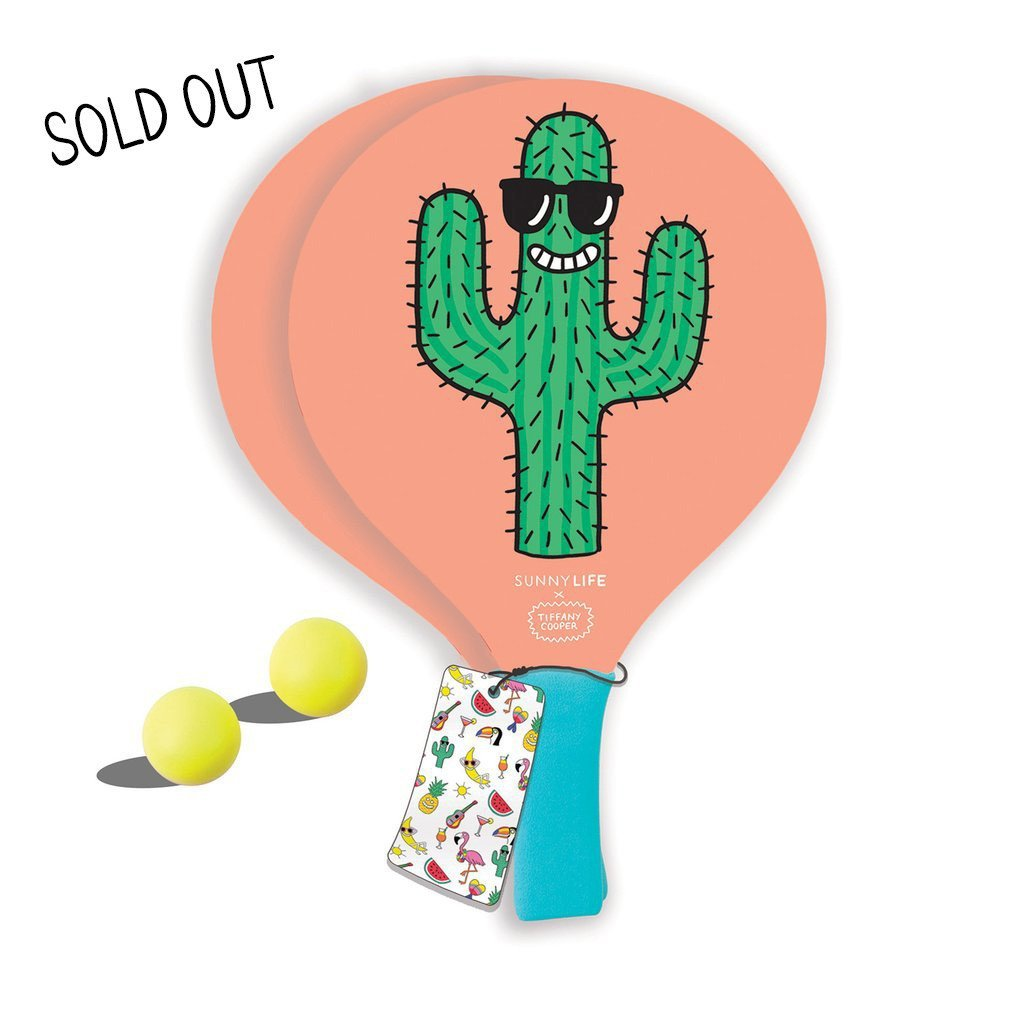 Sunnylife | Tiffany Cooper | Cool Cactus Paddles