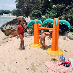 Inflatable Limbo | Tropical Island