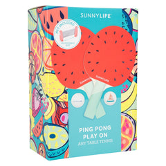 Sunnylife | Ping Pong Play On | Watermelon