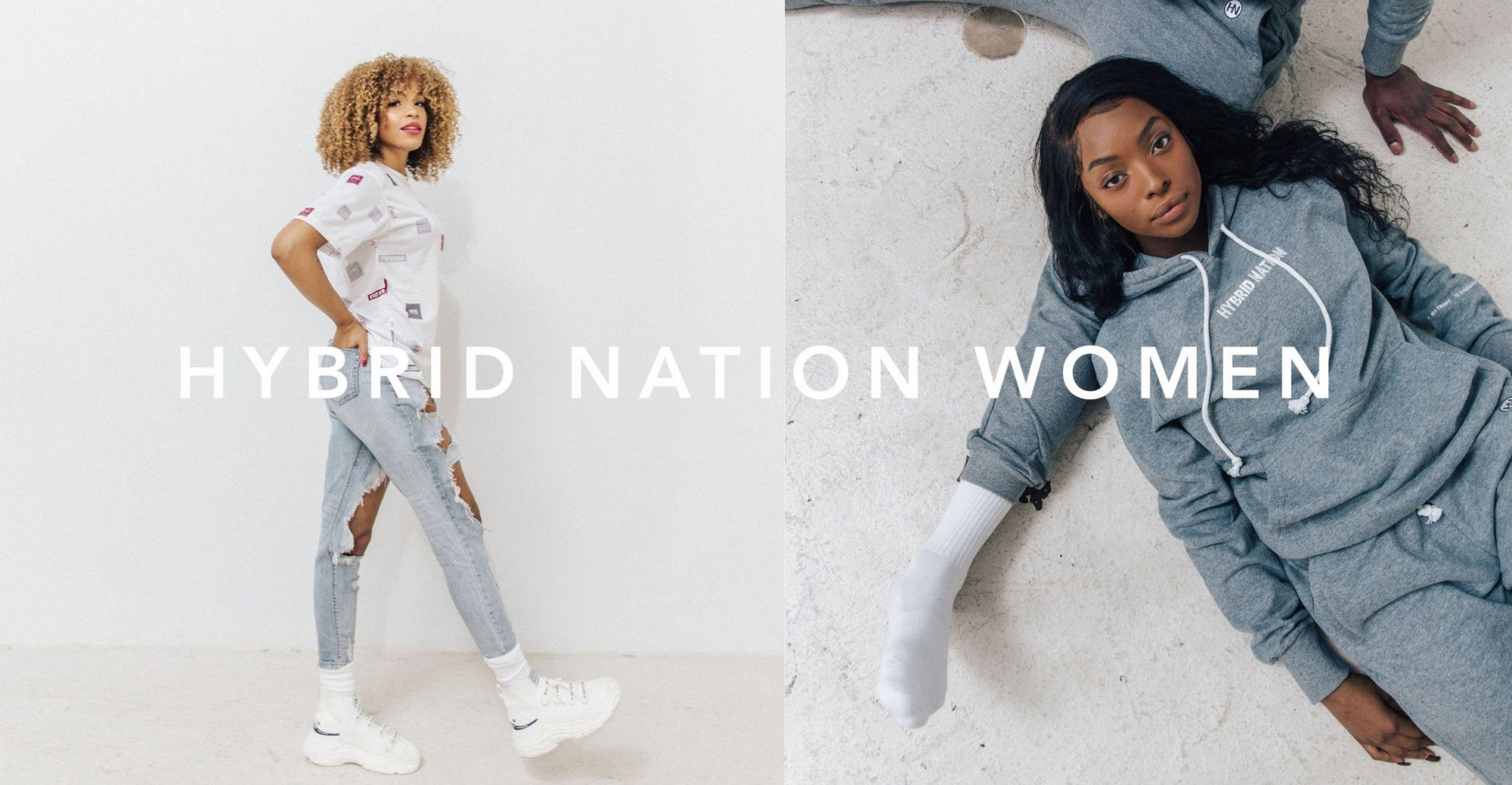 SHOP ALL - HYBRID NATION WOMEN APPAREL