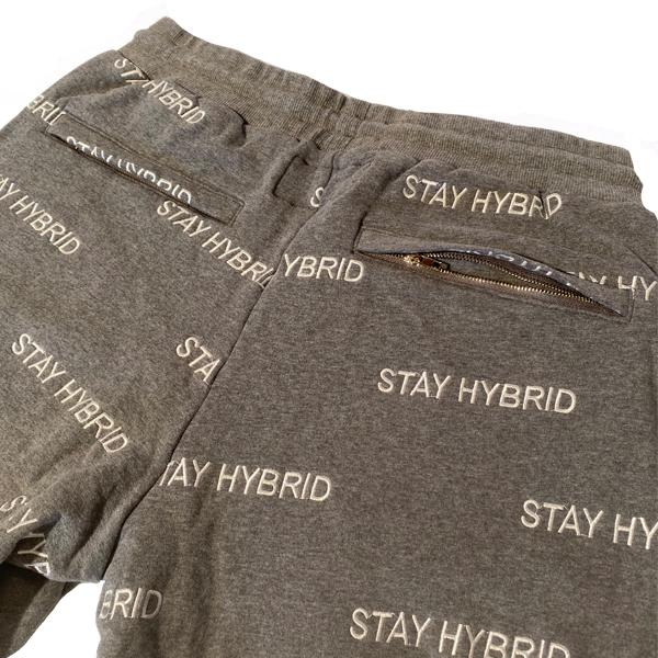 HYBRID NATION AOP TECH FLEECE SHORTS Men's Tech Fleece Shorts Hybrid Nation (China) S