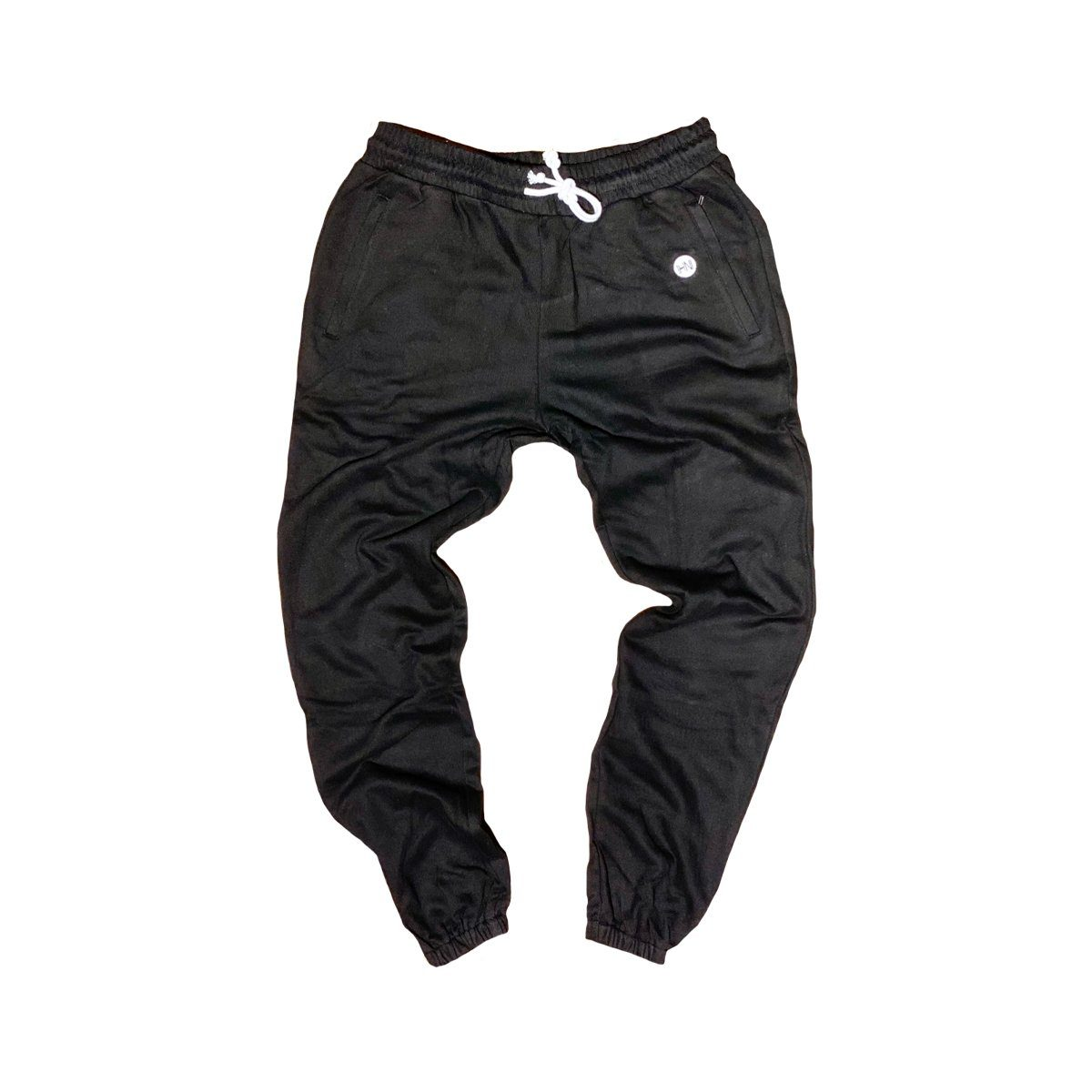 HYBRID NATION BASICS SWEATPANTS (BLACK) Men's Basics Sweatpants Hybrid Nation (China) XS