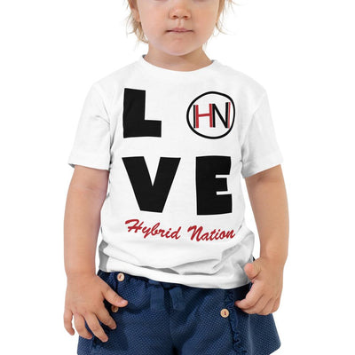 Hybrid Nation FW19 S/S Toddler Tee Kids Tee Printful 2T