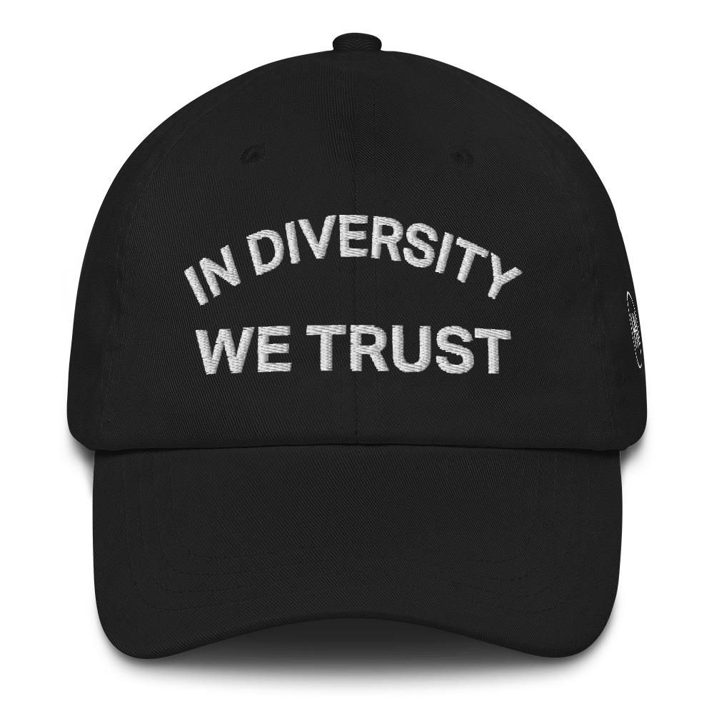 Hybrid Nation IDWT Dad Hat