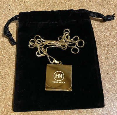 HYBRID NATION 'IN DIVERSITY WE TRUST' CHAIN Accessories Hybrid Nation