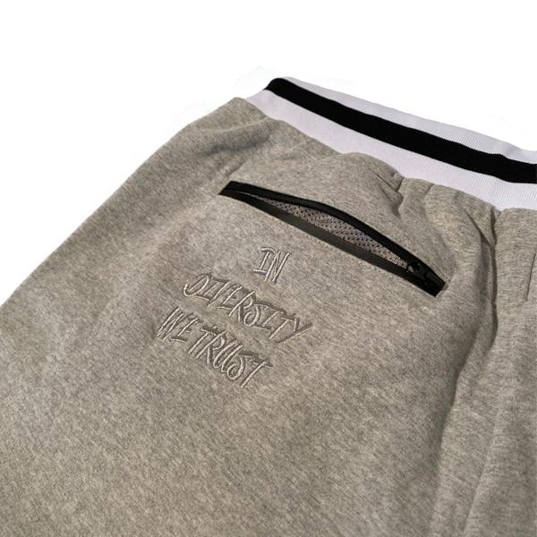 "HYBRID NATION ""LIGER"" TECH FLEECE SHORTS Men's Tech Fleece Shorts Hybrid Nation (China) S"