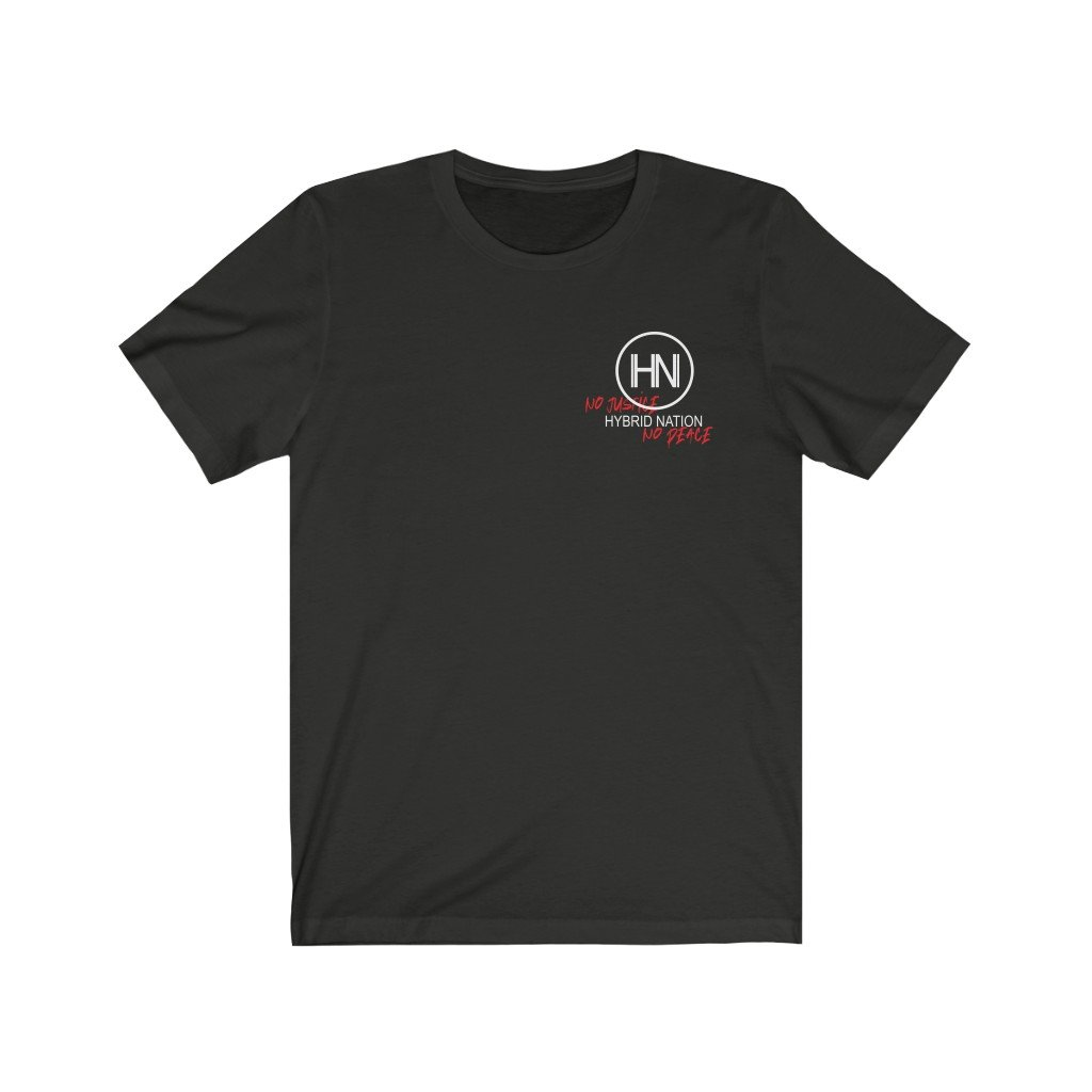 HYBRID NATION NO JUSTICE TEE VOL. 2