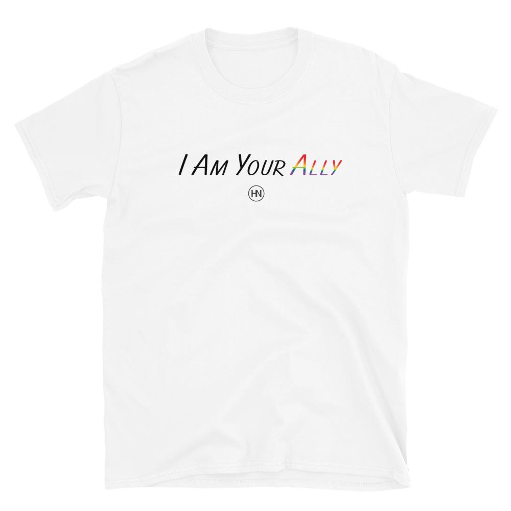 "HYBRID NATION PRIDE ""ALLY"" TEE"