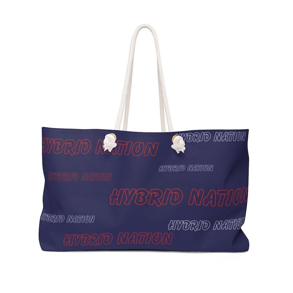 HYBRID NATION WEEKENDER BAG