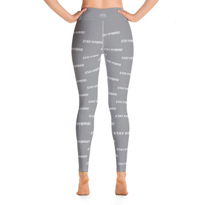 HYBRID NATION WOMEN SPORT FLEX LEGGINGS Women's Leggings Printful