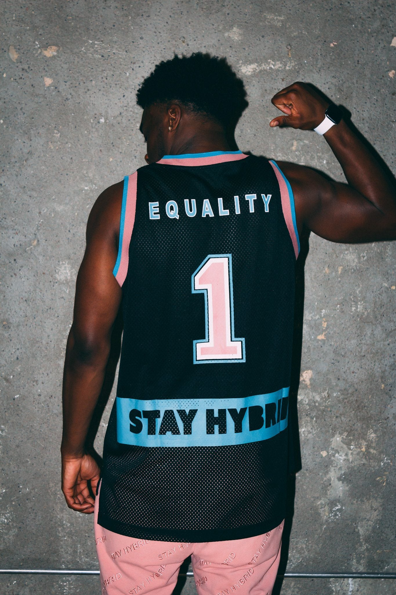 HYBRID NATION X VAYNER SPORTS JERSEY Jersey Hybrid Nation (China) S