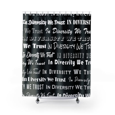 """idwt"" shower curtains Home Decor Printify 71x74"
