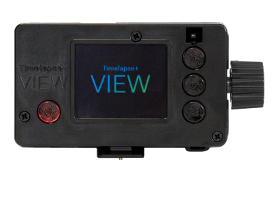 Timelapse+ VIEW Intervalometer w/GPS
