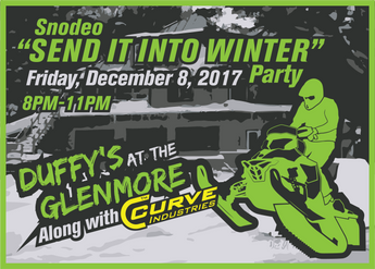 Send it into Winter Party | Snodeo 2017