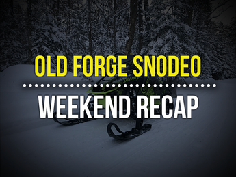 Old Forge Snodeo Recap