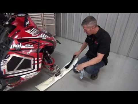 Louis Skebo from Powermodz reviews Curve XSM skis