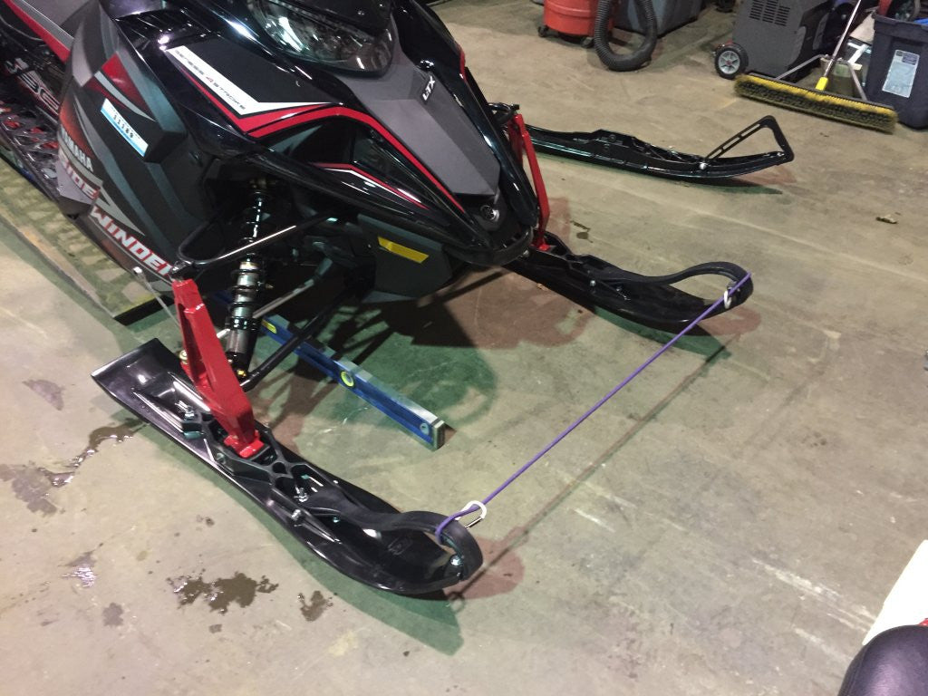 6 things you forgot on your last snowmobile ski alignment