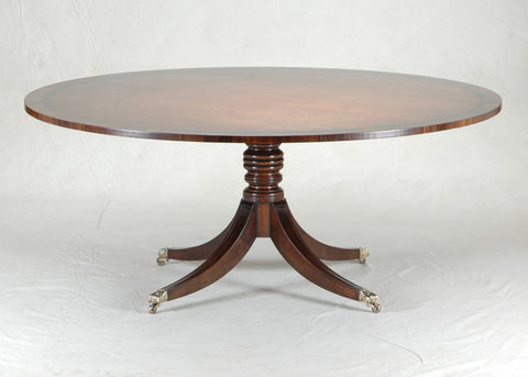#3760 Warren Pedestal Table