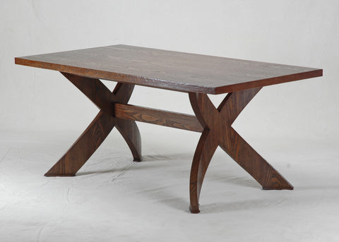 #4480 X Base Writing Table