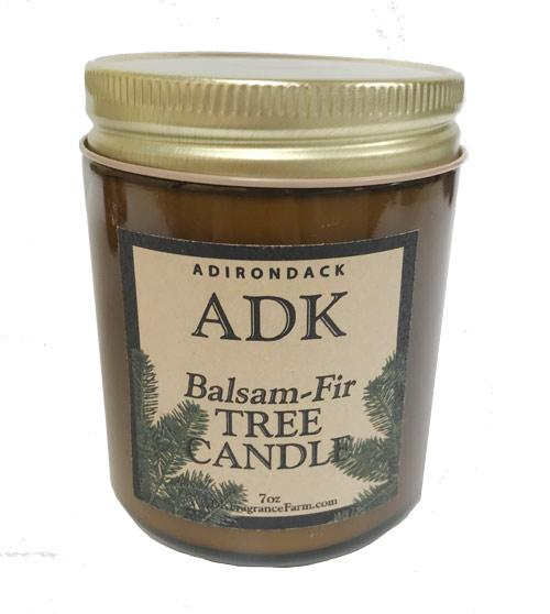 Balsam - Fir Tree Candle