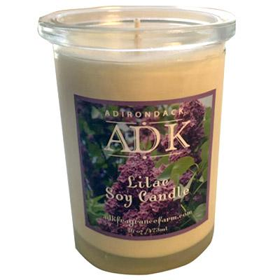 Lilac Hand-Poured Candle
