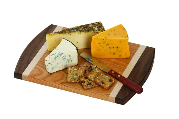PSU-603 PLUMSTEAD CHEESE BOARD & KNIFE Made in USA lifestyle.jpg