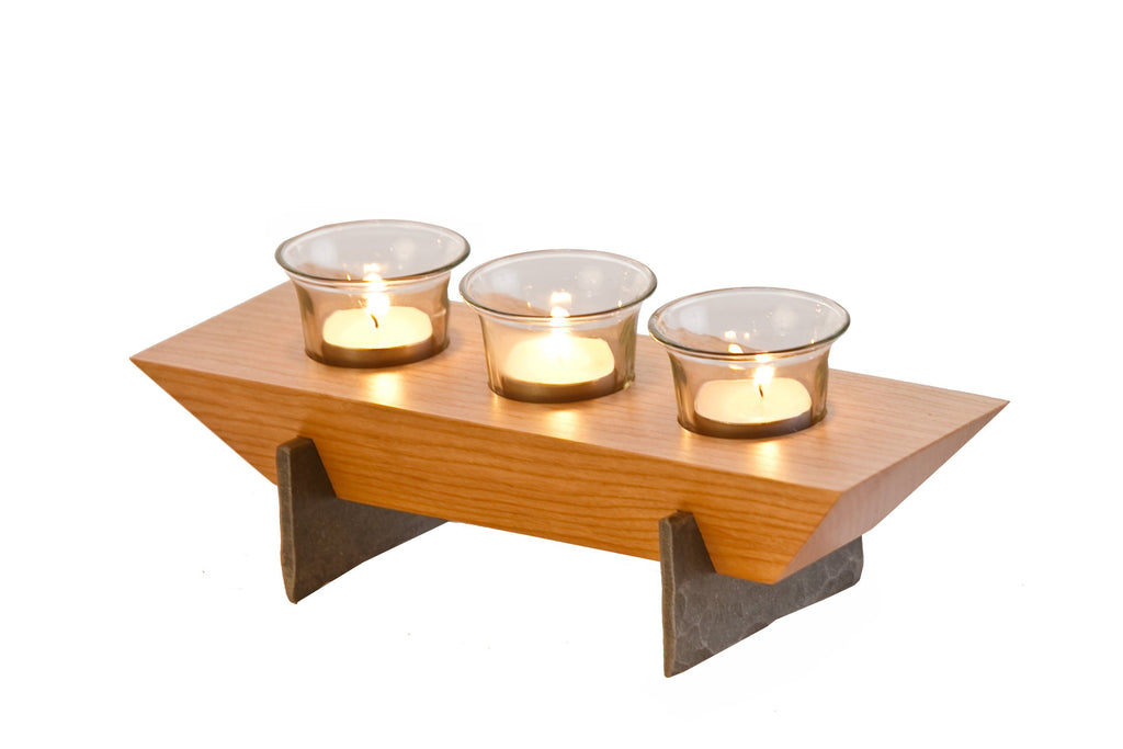 PSU-633C VILLAGE 3 VOTIVE SET Cherry.jpg