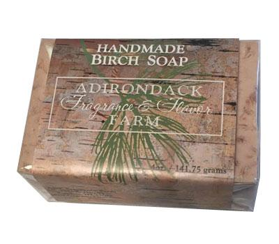 ADK Handmade Birch Soap - 4oz bar