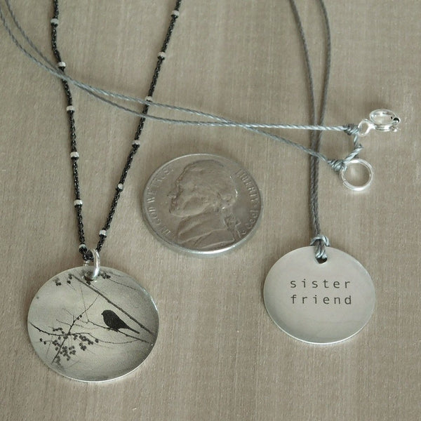 Joy Is In The Journey Pendant