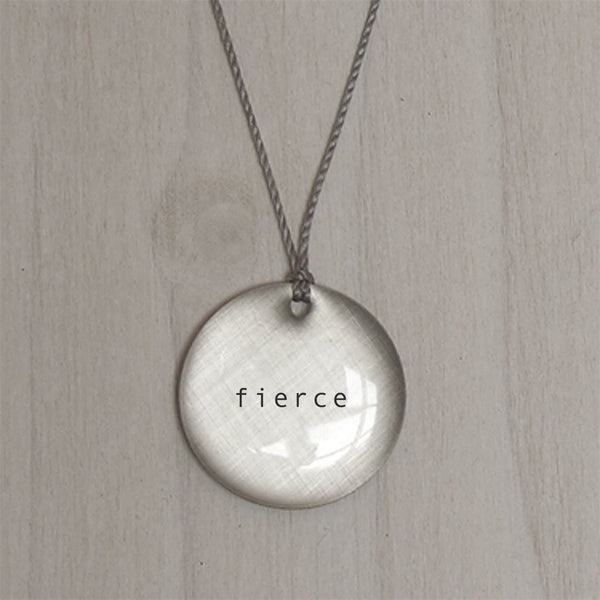 Fierce Pendant
