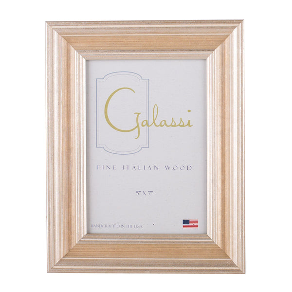 Wide Channel Picture Frame