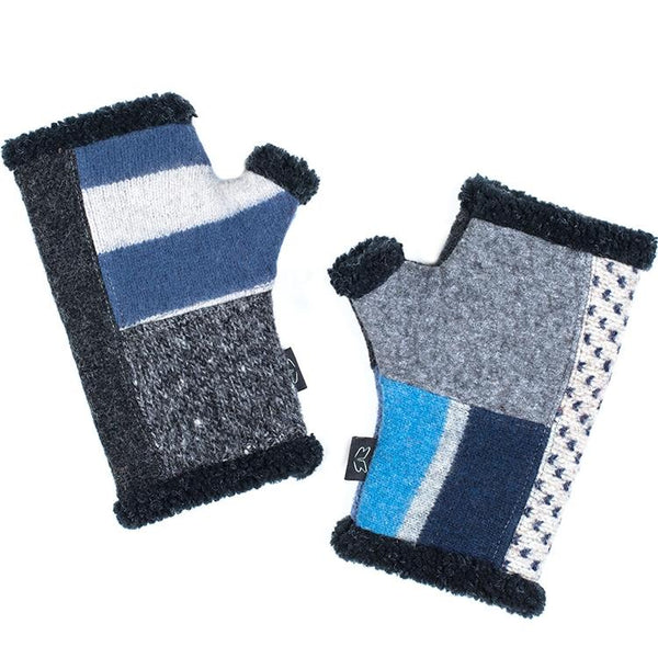 Arctic Fingerless Gloves