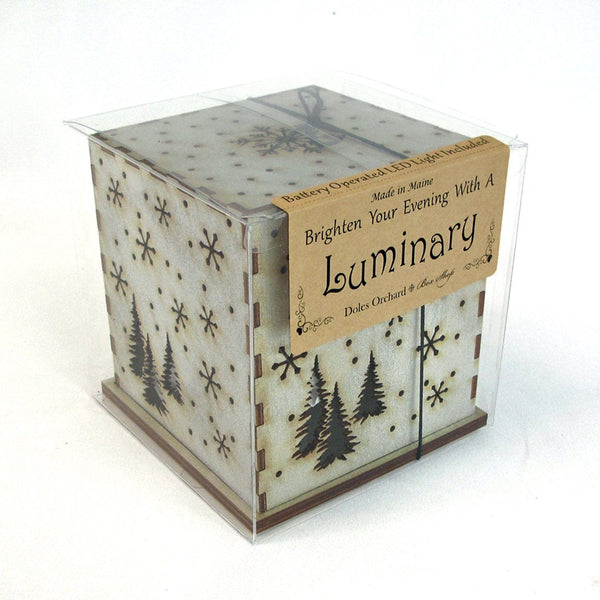 Luminary -Snowflakes