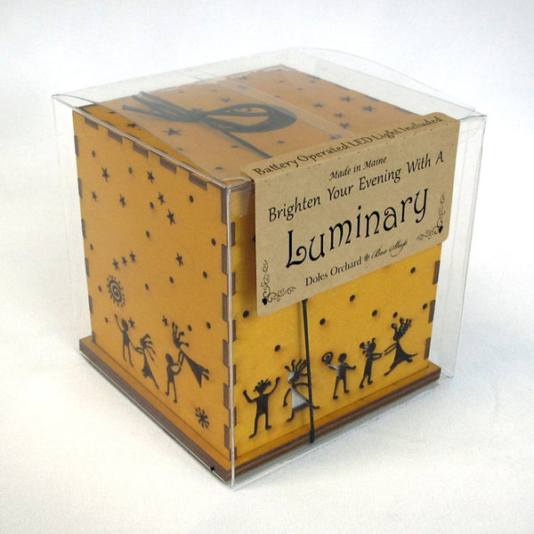 Luminary - Folk Dancers