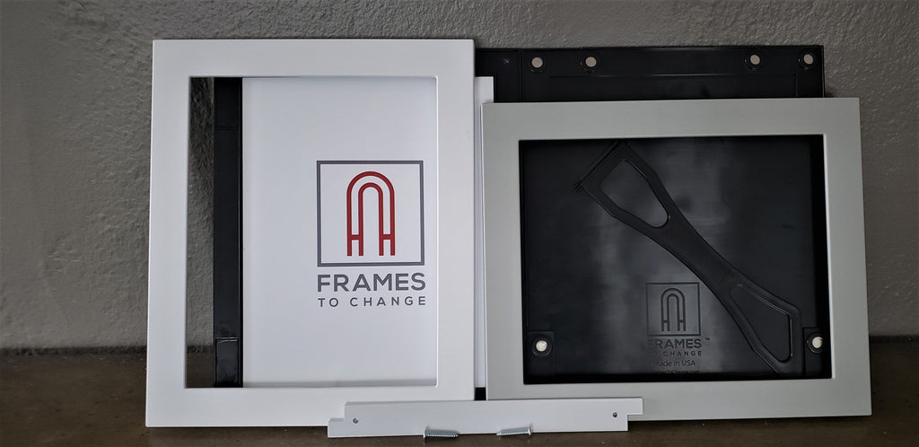 8x10 Eco-friendly Magnetic Frame Kit