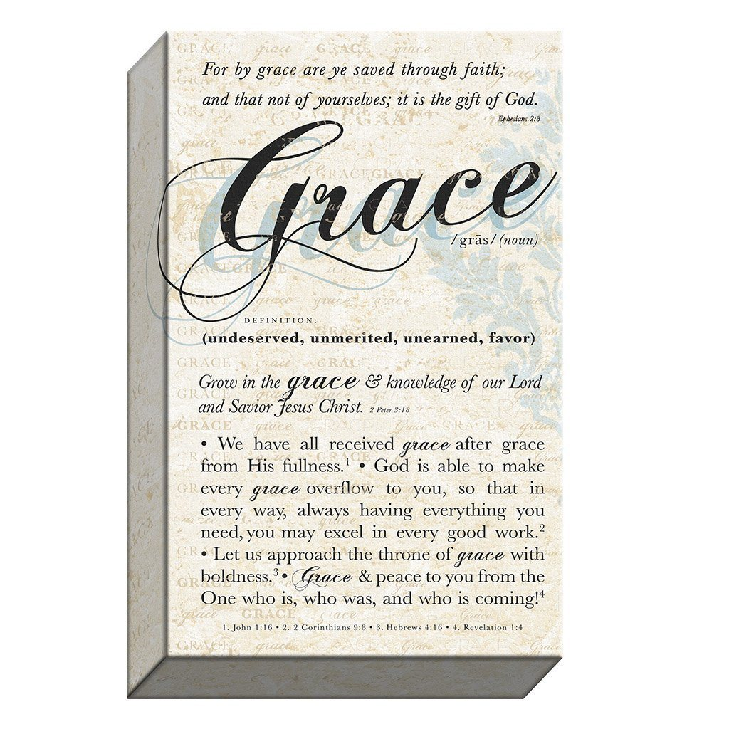 Grace - Gallery-wrapped Canvas