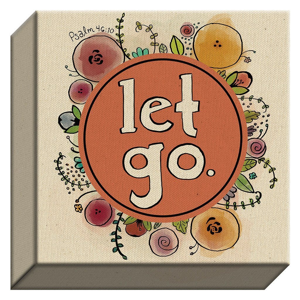 Let Go Canvas (20142)