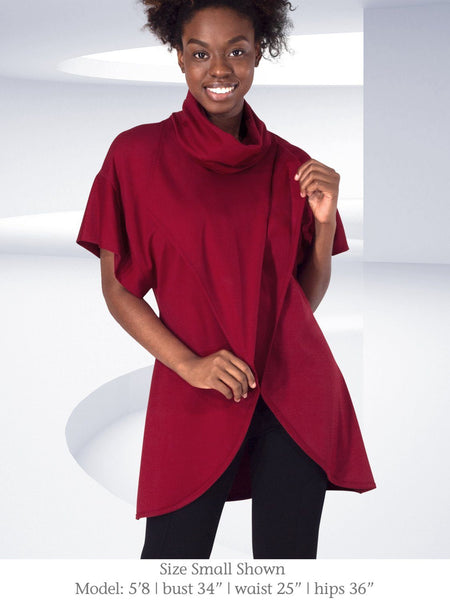 Red-Cameron-Tunic-from-Erin-Draper-Structured-Ponte-Roma-Made-in-USA-front.jpg