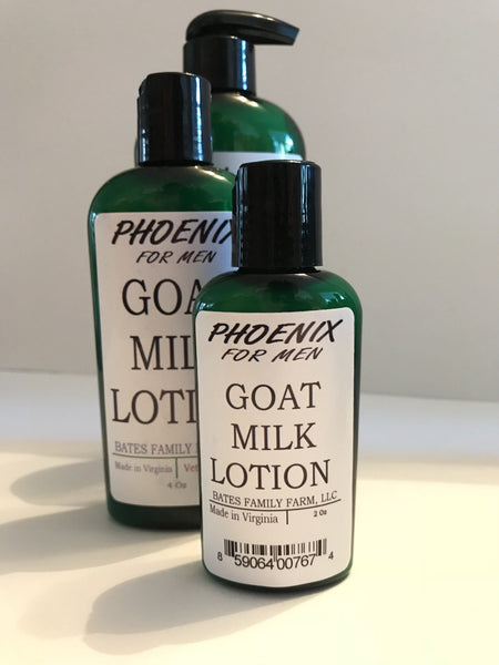 4 oz. Phoenix Goat Milk Lotion