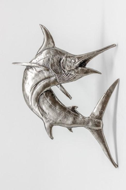 Marlin Car or Truck Grille Ornament