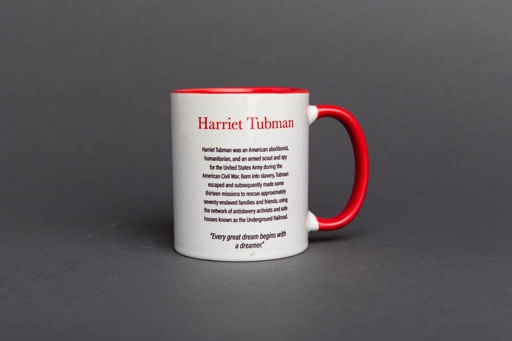 Harriet Tubman Power Mug