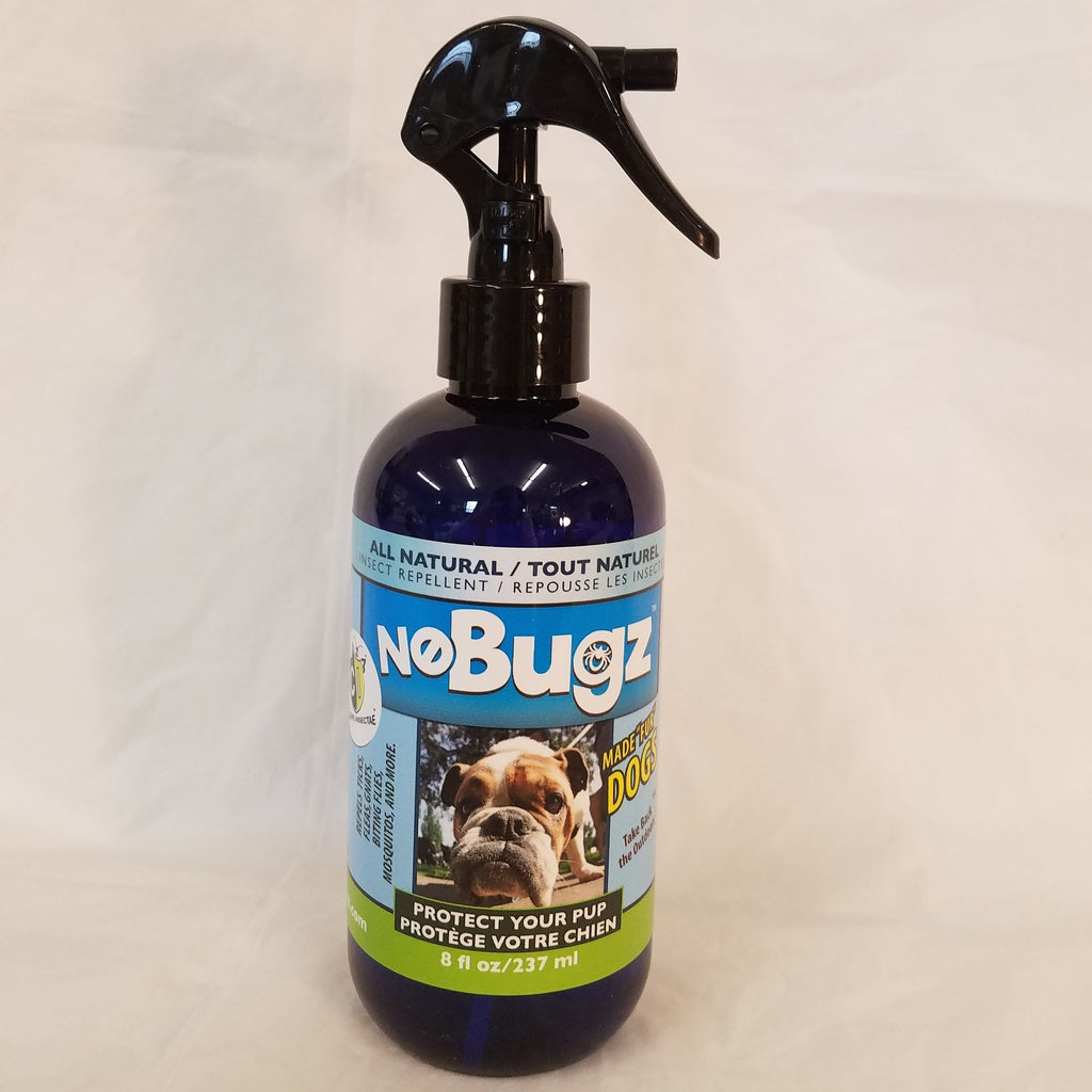 NoBugz insect repellent for dogs