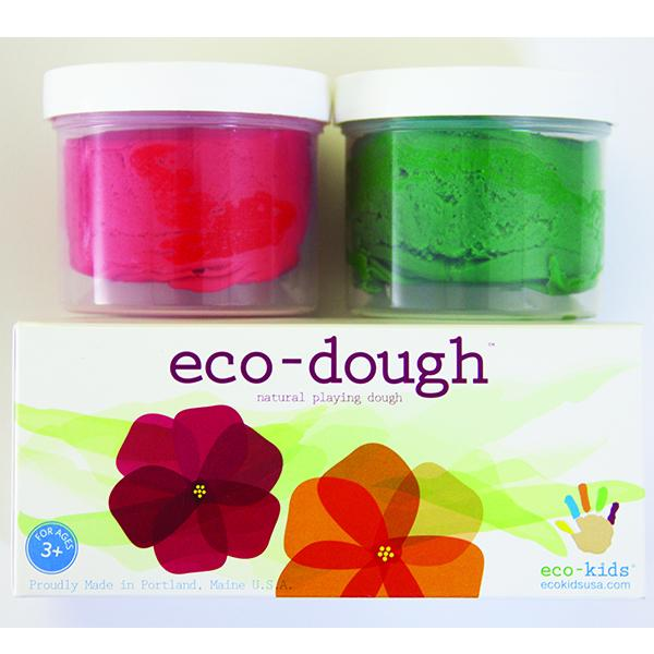 eco-dough 2 pack, Flower