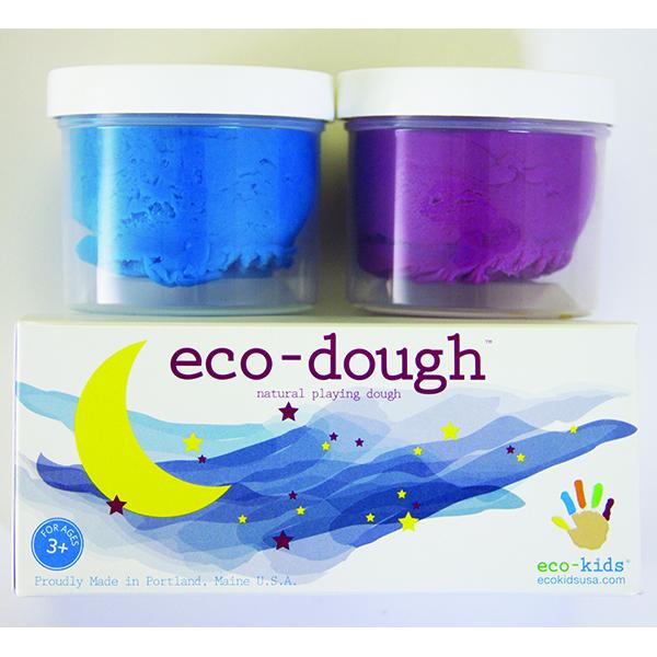 eco-dough 2 pack, Moon