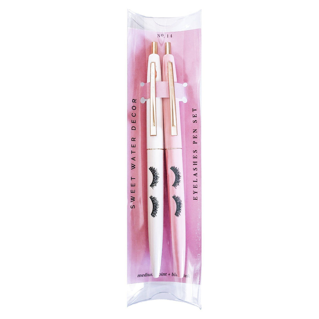 Eyelashes Pen Set