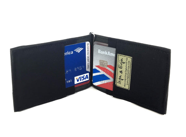Choose to see the good Bifold money clip wallet