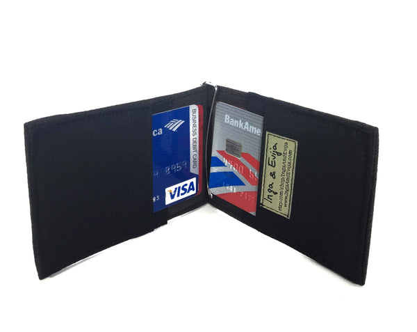 Believe in yourself Bifold money clip wallet