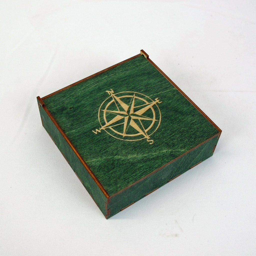 Square Gift Box - Click to see Options!